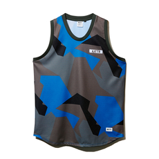 STRUCTURE CAMO TANK BLのイメージ
