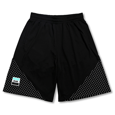 Arch triangle star dot shortsのイメージ