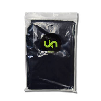 "UNCAGED SPORTS TOWEL""COMFORT"" BLACKのイメージ"
