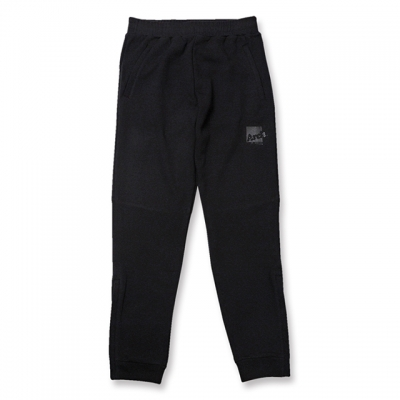 Arch box logo sweat pants【black】のイメージ