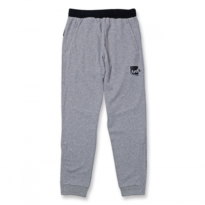 Arch box logo sweat pants【gray】のイメージ