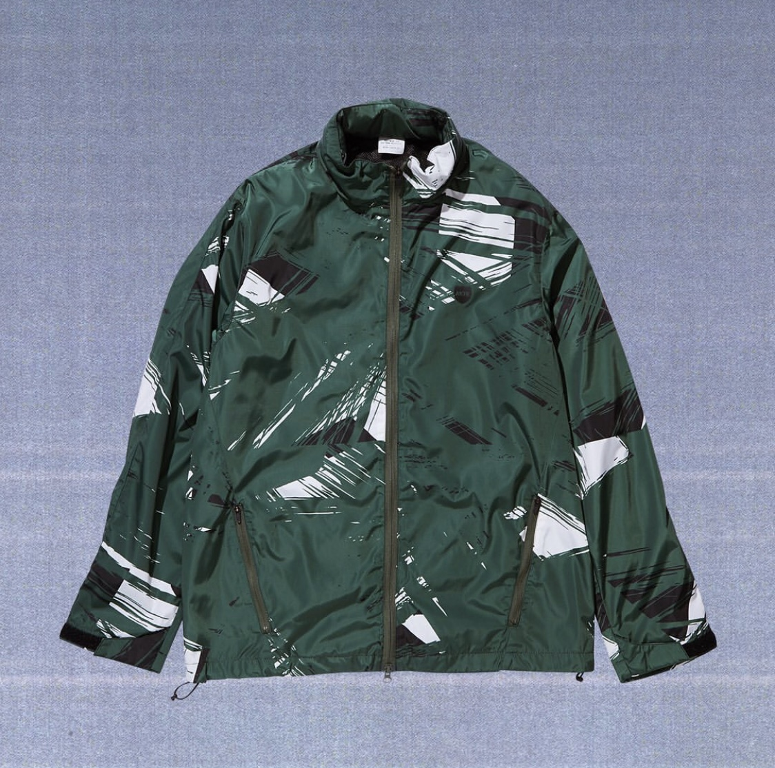 AKTR NEON SWAY JACKET GREENのイメージ